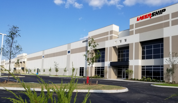 Logistics Management: LaserShip takes steps to expand into Tennessee